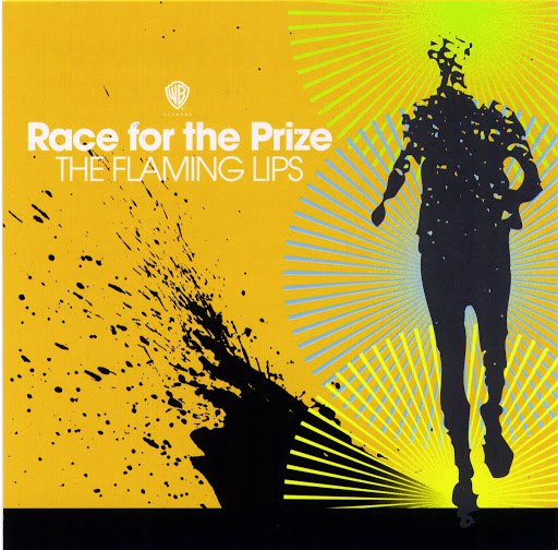 The Flaming Lips альбом Race For The Prize (WEA UK)