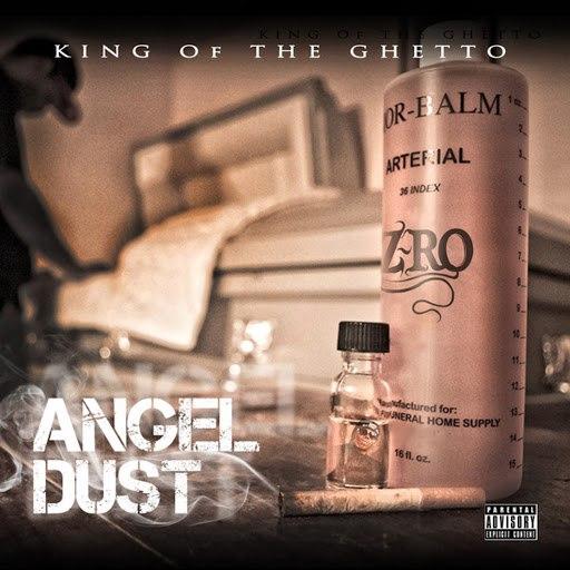 Z-Ro альбом Angel Dust
