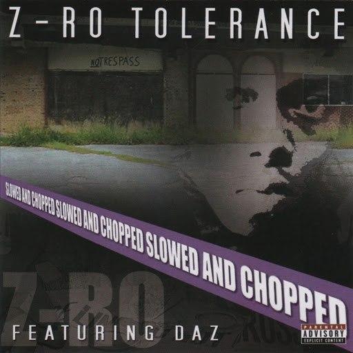 Z-Ro альбом [Slowed] Tolerance