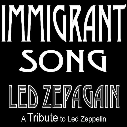 Led ZepAgain альбом Immigrant Song