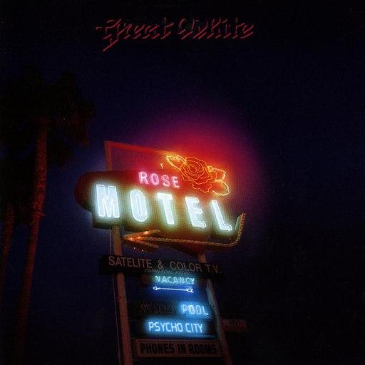 Great White альбом Psycho City