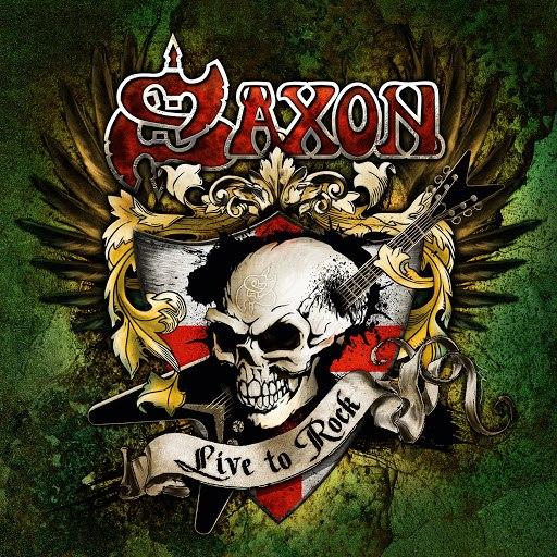 Saxon альбом Live to Rock