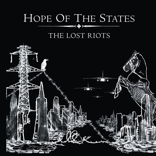 Hope Of The States альбом The Lost Riots