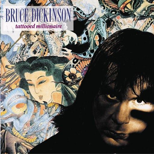 Bruce Dickinson альбом Tattooed Millionaire
