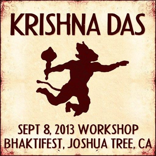 Krishna Das альбом Live Workshop in Joshua Tree, CA - 09/08/2013