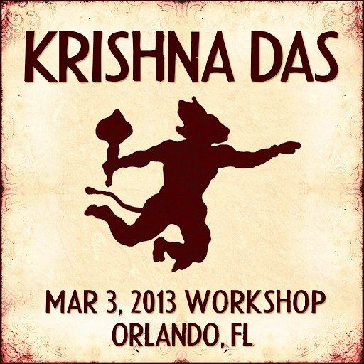 Krishna Das альбом Live Workshop in Orlando, FL - 03/03/2013