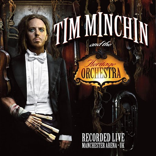 Tim Minchin альбом Tim Minchin and the Heritage Orchestra