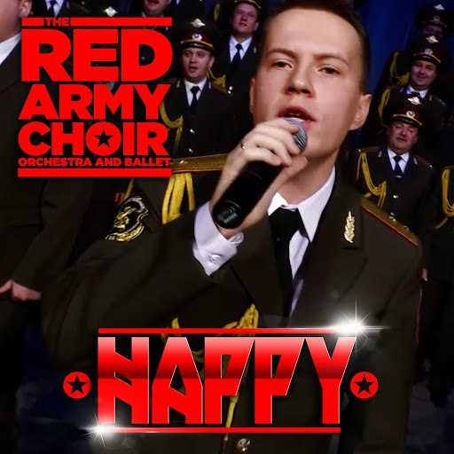 The Red Army Choir альбом Happy