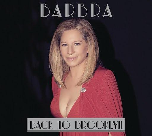 Barbra Streisand альбом Back to Brooklyn