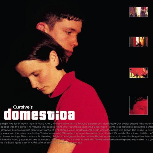 Cursive альбом Domestica