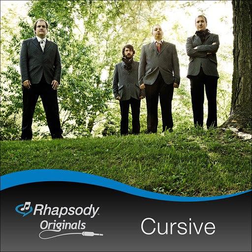 Cursive альбом Rhapsody Original EP