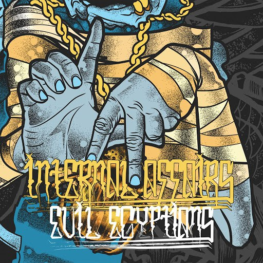 Internal Affairs альбом Evil Egyptians