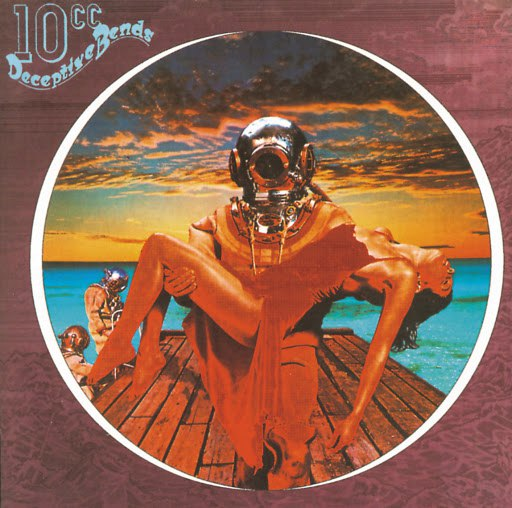 10CC альбом Deceptive Bends (Remastered version)