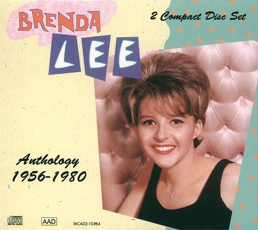 Brenda Lee альбом Anthology 1956-1980, Vol.1-2