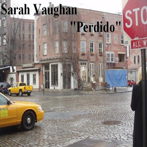 Sarah Vaughan альбом Perdido