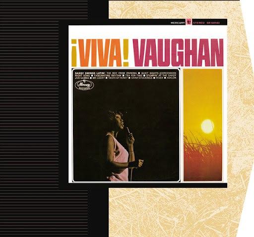 Sarah Vaughan альбом Viva Vaughan