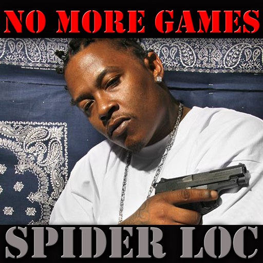 SPIDER LOC альбом No More Games