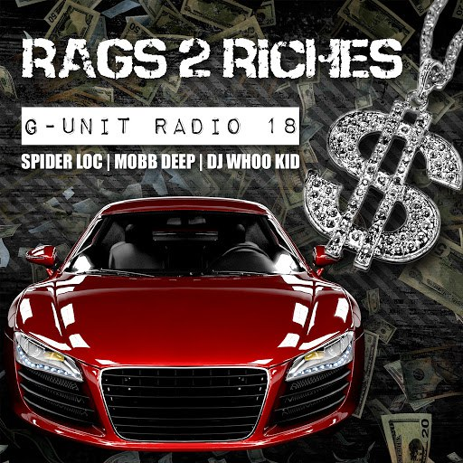 SPIDER LOC альбом G-Unit Radio 18: Rags 2 Riches