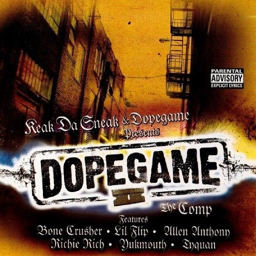 The Jacka альбом Keak Da Sneak Presents: Dope Game (The Comp)