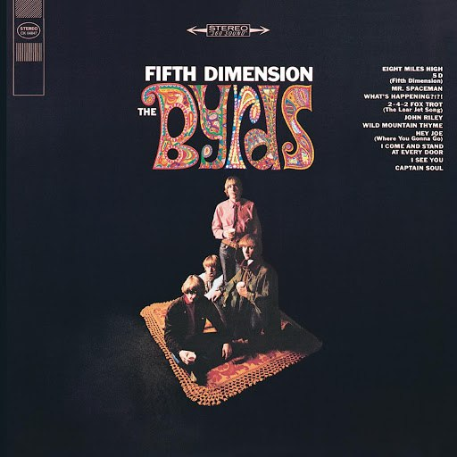 The Byrds альбом Fifth Dimension