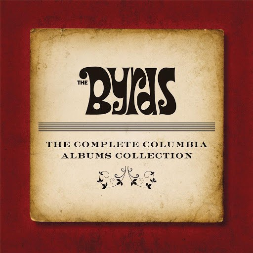 The Byrds альбом The Complete Album Collection