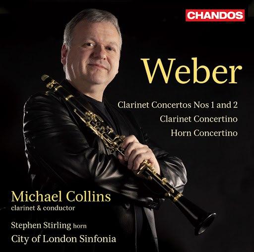 Carl Maria Von Weber альбом Weber: Concertante Works For Clarinet And Horn