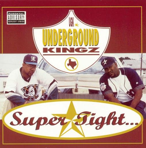 UGK альбом Super Tight