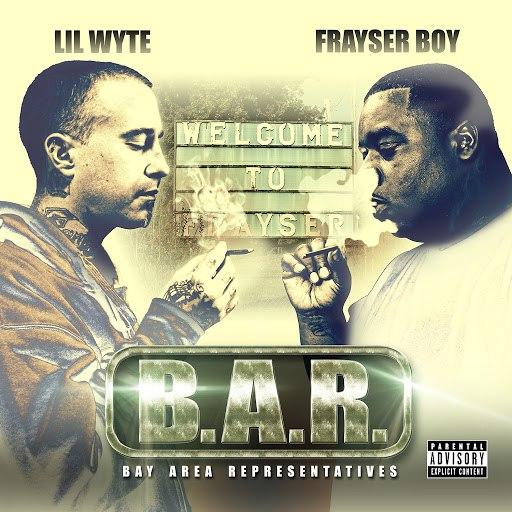 Lil Wyte альбом B.A.R. (Bay Area Representatives)