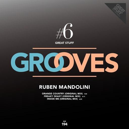 Ruben Mandolini альбом Great Stuff Grooves, Vol. 6