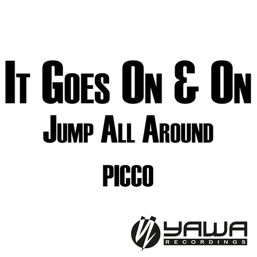 Picco альбом It Goes on & on / Jump All Around