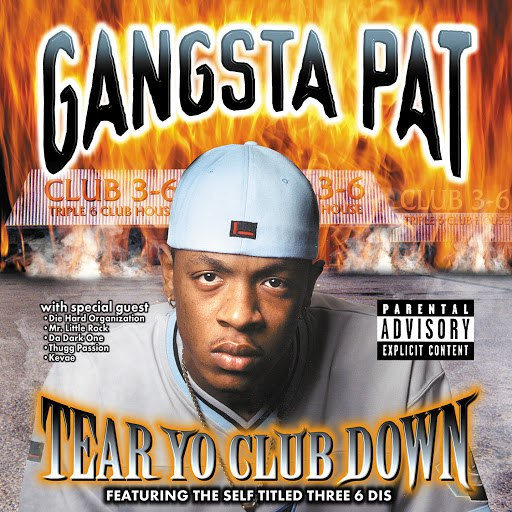 Gangsta Pat альбом It's Friday Night