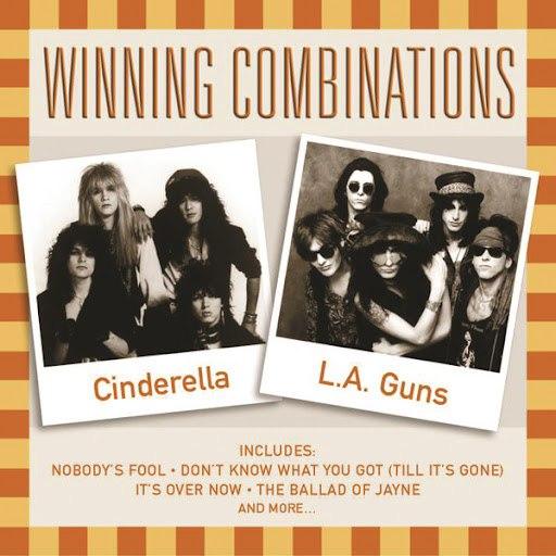 Cinderella альбом Winning Combinations