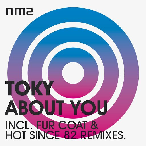 TOKY альбом About You