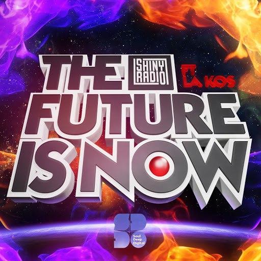 Shiny Radio альбом The Future Is Now