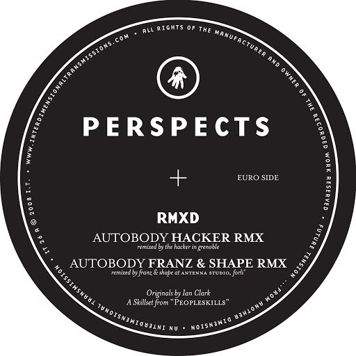 Perspects альбом Peopleskills Rmxd