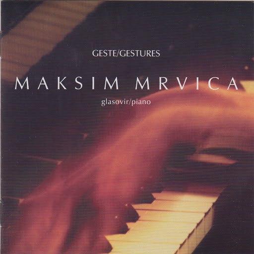 Maksim Mrvica альбом Gestures
