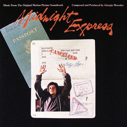 Giorgio Moroder альбом Midnight Express (Soundtrack)