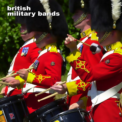 Marching Band альбом British Military Bands
