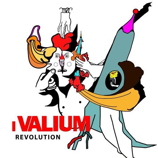 Валиум альбом Revolution