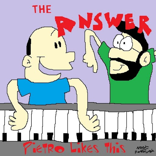 The Answer альбом Pietro Likes This (feat. Sean B. Pasternak & Anthony Kagan)