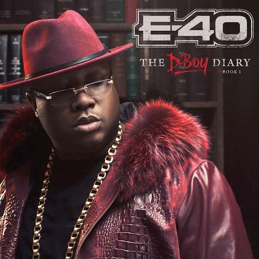 E-40 альбом The D-Boy Diary