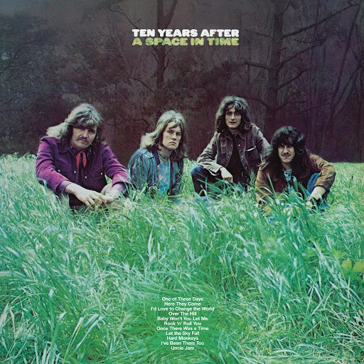 Ten Years After альбом A Space in Time (Deluxe Version)