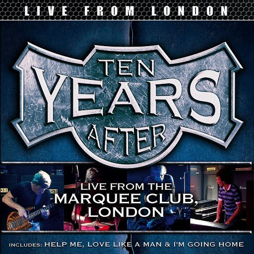 Ten Years After альбом Live From London (Live)