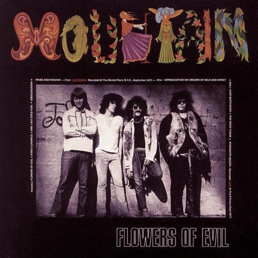 Mountain альбом Flowers Of Evil