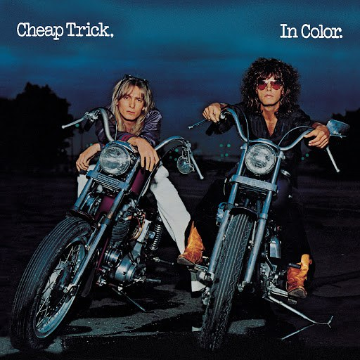 Cheap Trick альбом In Color