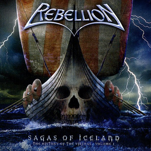 Rebellion альбом Sagas Of Iceland: The History Of The Vikings - Volume 1