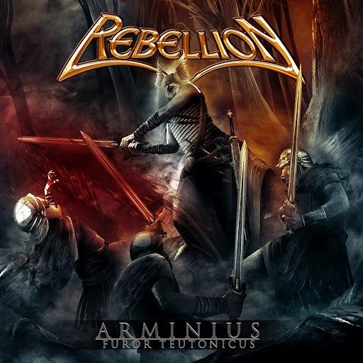 Rebellion альбом Arminus, Furor Teutonicus