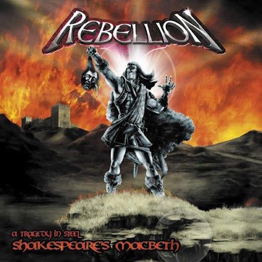 Rebellion альбом Shakespeare's Macbeth