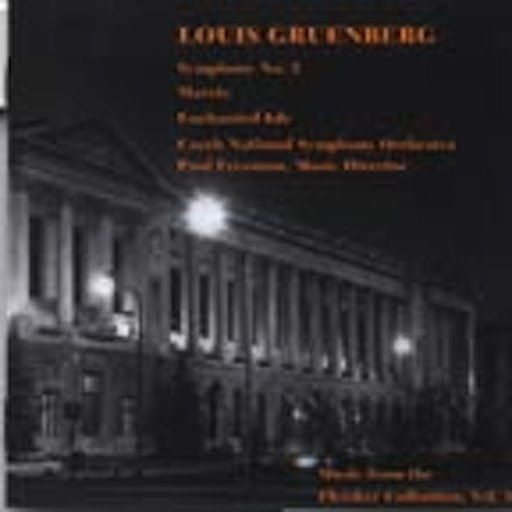 Paul Freeman альбом Louis Gruenberg: Orchestral Works