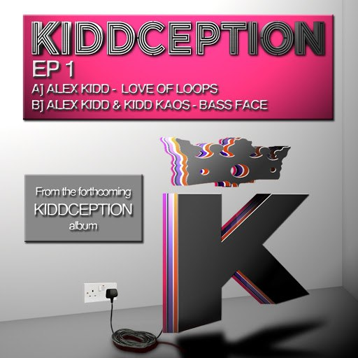 Alex Kidd альбом Kiddception E.P 1